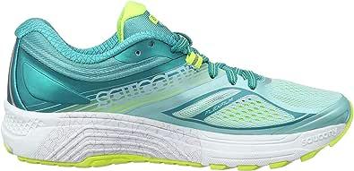 Saucony Guide 10 W, Zapatillas de Running para Mujer, Turquesa (Teal/Citron 900), 38.5 EU: Amazon.es: Zapatos y complementos
