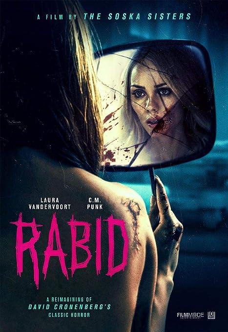 Lionbeen Rabid Movie Poster Cartel de la Pelicula 70 X 45 cm ...