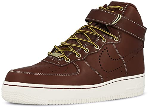 Nike Air Force 1 High  07 LV8 WB Mens Basketball-Shoes 882096-600 10 ... 34485695a