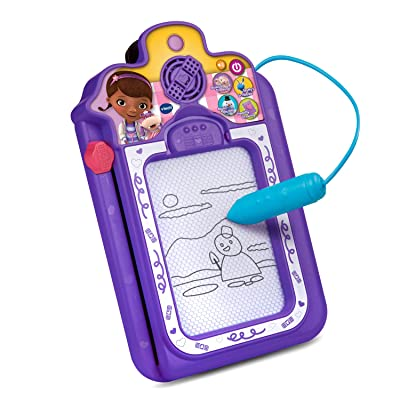 VTech Doc McStuffins Talk and Trace Clipboard: Toys & Games