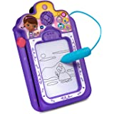 VTech Doc McStuffins Talk & Trace Clipboard (Frustration Free Packaging), Purple, Great Gift For Kids, Toddlers, Toy for Boys and Girls, Ages 2, 3, 4, 5