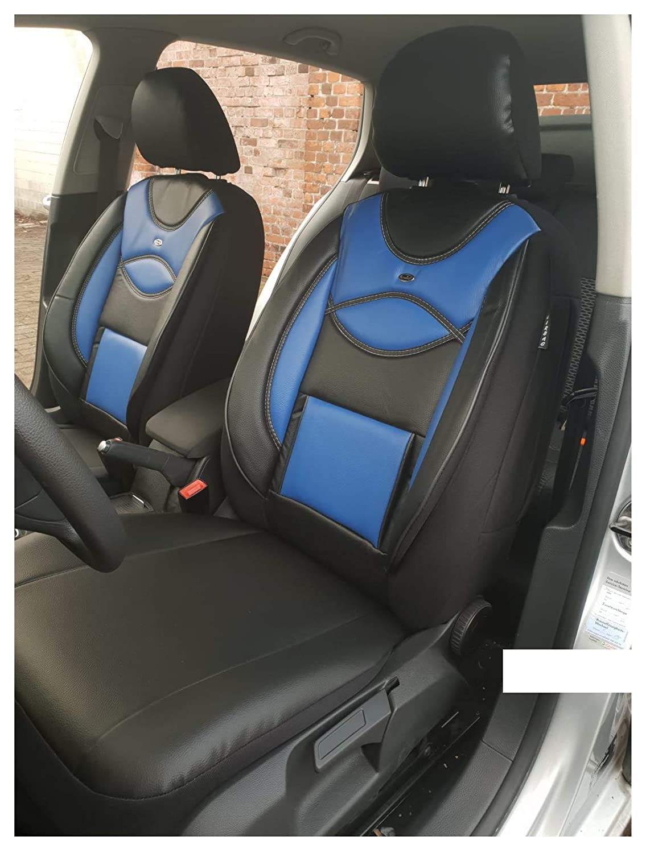 Maß Sitzbezüge Kompatibel Mit Vw T5 T6 Multivan Fahrer Beifahrer Ab 2003 Farbnummer D106 Baby