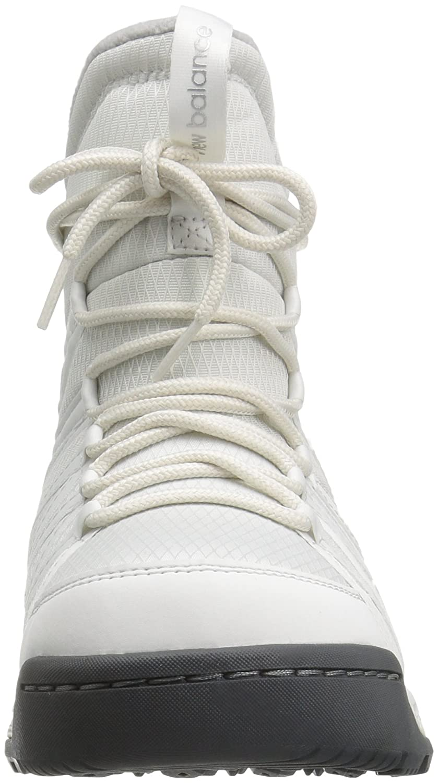 New Balance Women's BW2000V1 Fresh Foam Walking Shoe B01CQV47YU 8.5 D US|White