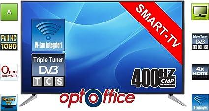 Telefunken L55F243N3C - Televisor (140 cm, 400 Hz): Amazon.es: Electrónica
