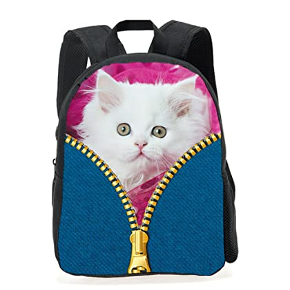 9dd059c6fe Cool 3D Animals Children School Book Bag Kids Printing Backpacks (Animal 6)