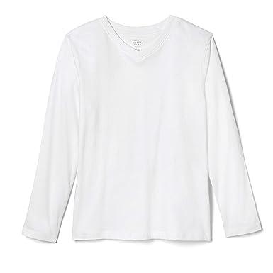 French Toast Niños LA3344 Manga Larga Camiseta Tipo Polo Estilo ...