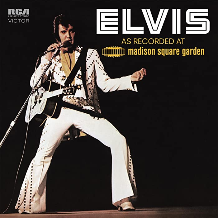 Top 6 Elvis Live From Madison Square Garden