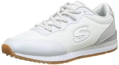 Skechers Sunlite-Vega, Zapatillas sin Cordones para Mujer: Amazon.es: Zapatos y complementos