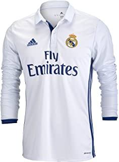 adidas Mens Soccer Real Madrid Home Jersey