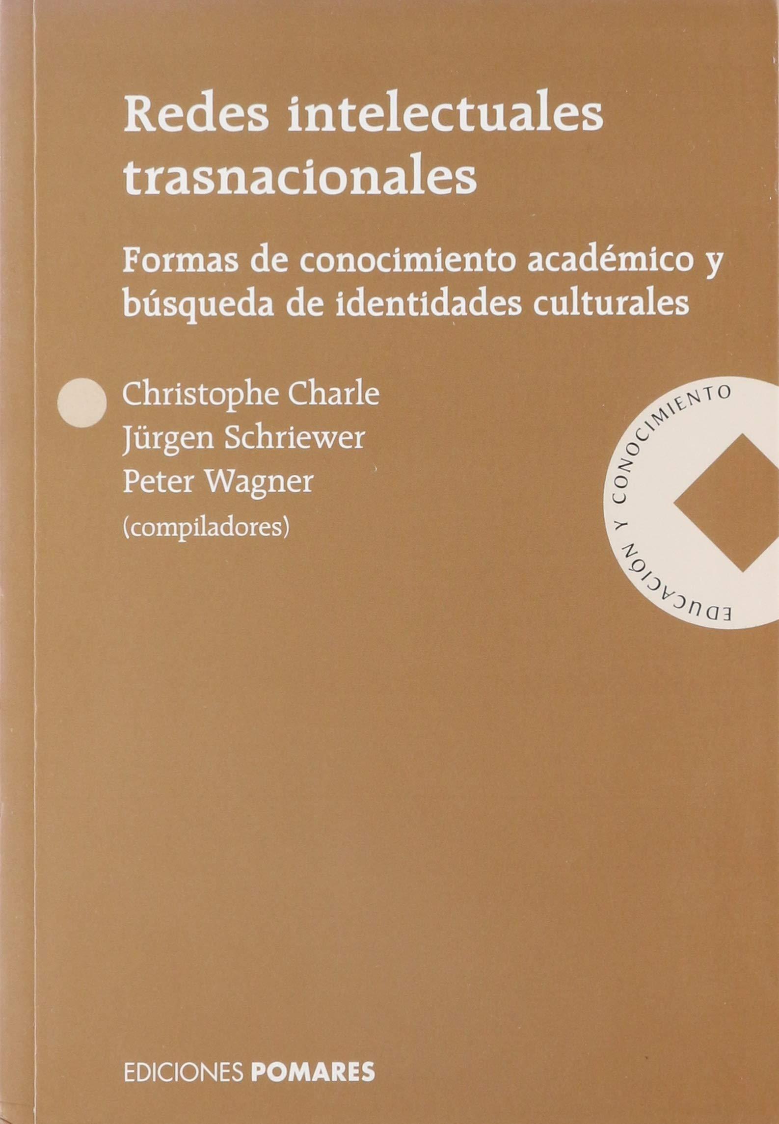 Redes Intelectuales Transnacionales: Amazon.es: Christophe ...