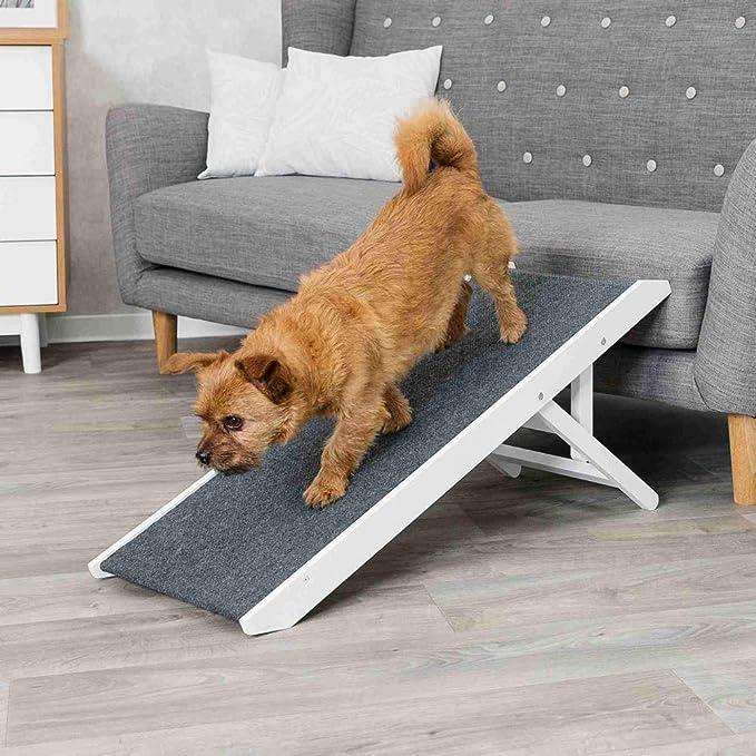 Trixie Rampa, Altura Ajustable, 36 × 90 cm, Perro: Amazon.es: Productos para mascotas