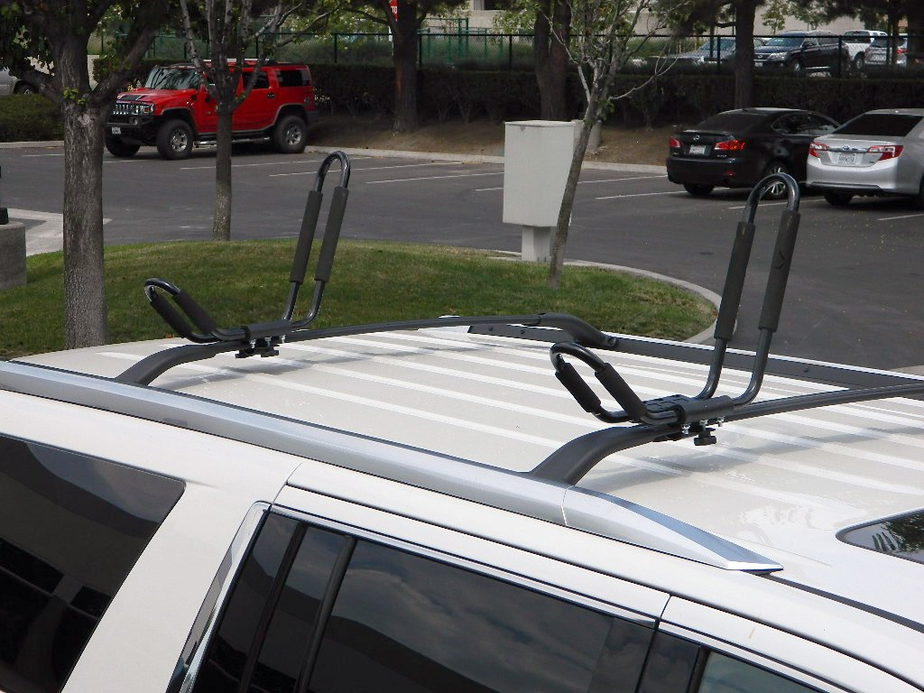 Kayak Rack for Your Subaru
