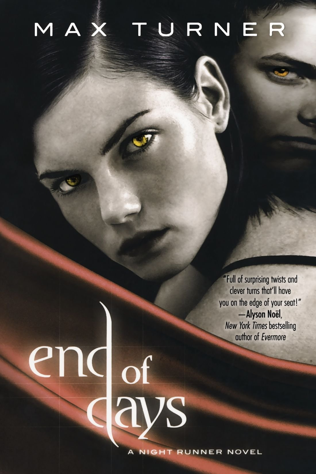 Download End of Days (Night Runner Novels) pdf epub