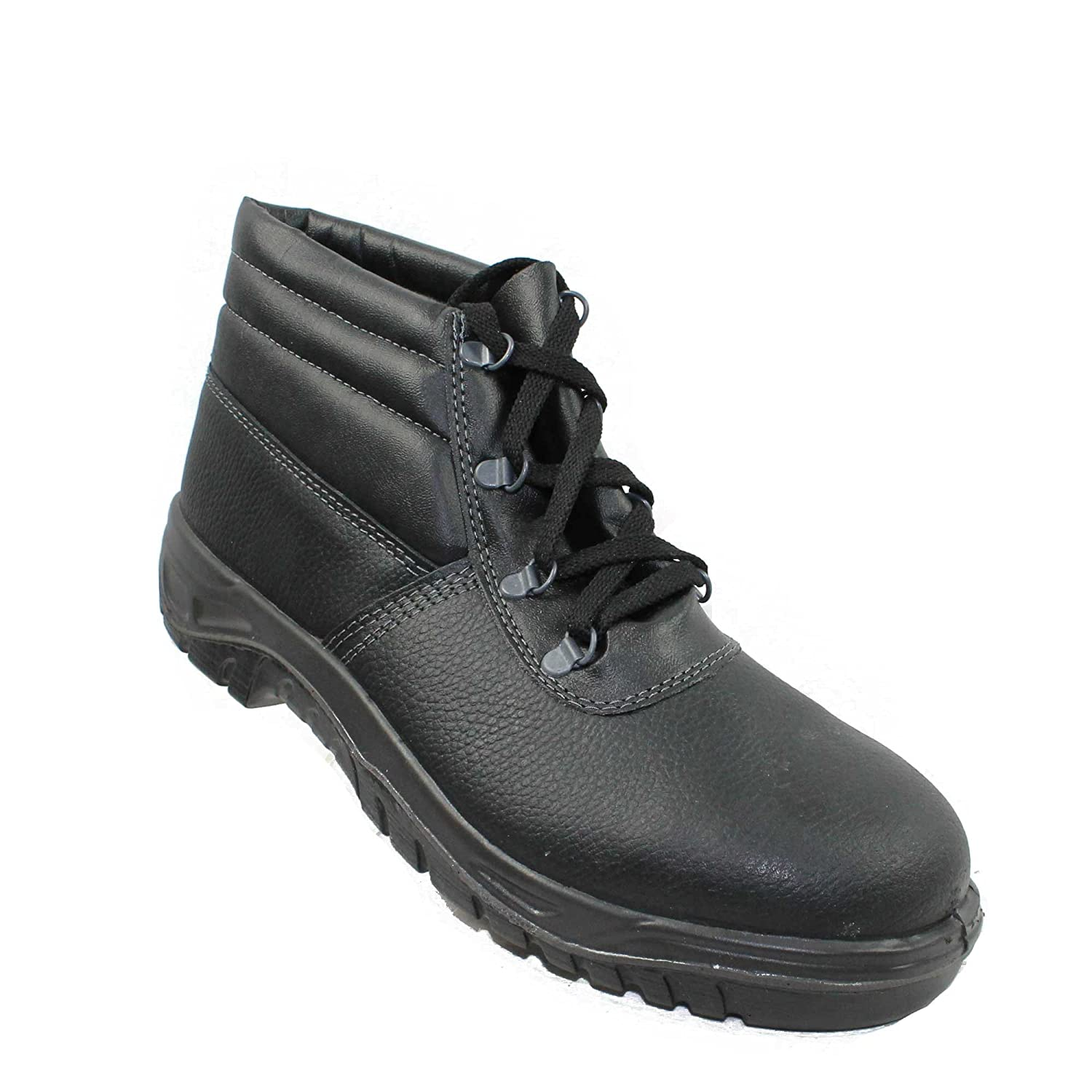 c37461eef49 Centek FS825 S1P Safety Shoes Work Shoes Hiking Shoes high Black ...