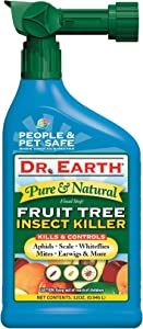 Dr. Earth 8009 32 oz Fruit Tree Insect Killer RTS