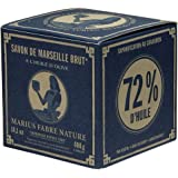 Marius Fabre 400g Cube of Pure Marseilles Soap In Vintage Style Box