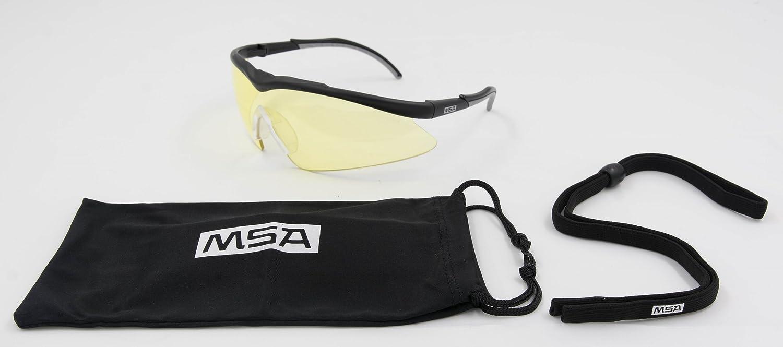 RX-Adapter f/ür Korrekturgl/äser f/ür MSA Arbeitsschutzbrille TecTor Nasensteg inkl