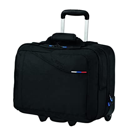 American Tourister Roller Case AT Business III Rolling Tote 17-inch ... 83376a266d23b