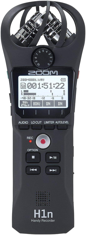 Zoom H1n Handy Recorder (2018 Model)