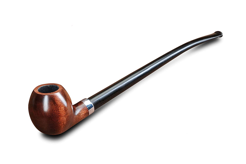 Long Churchwarden Smoking Pipe Bilbo Baggins Hobbit Tobacco Pipe