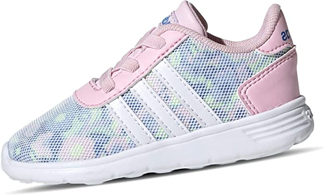 sneakers rose adidas enfants