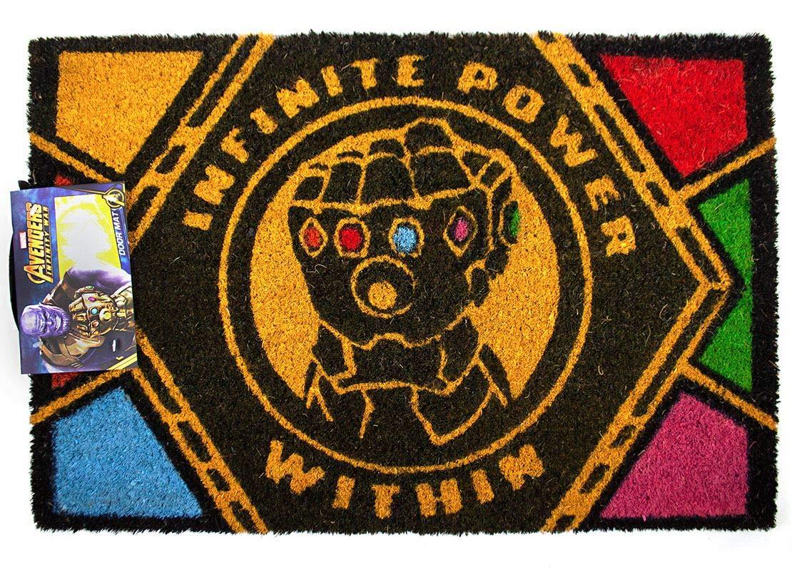Avengers Infinity War Door Mat
