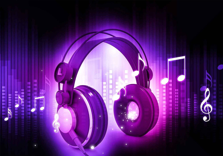 Amazon com : MME Photography Backdrop 10x7ft Dreamy Purple