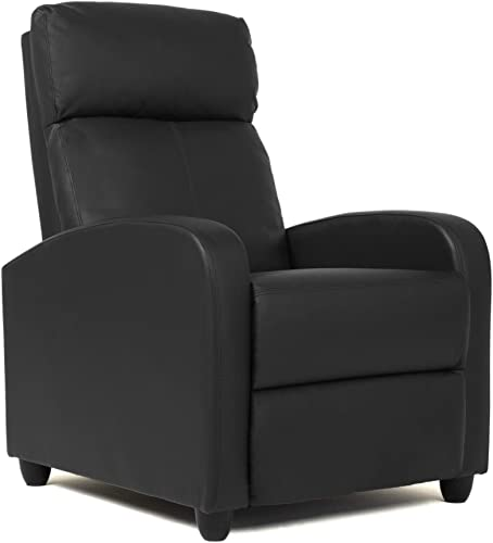 FDW Wingback Recliner Chair