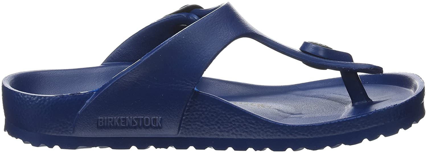 7c9de7090f7 Amazon.com  Birkenstock 128413 Kids  Gizeh Essential EVA Thong Sandals