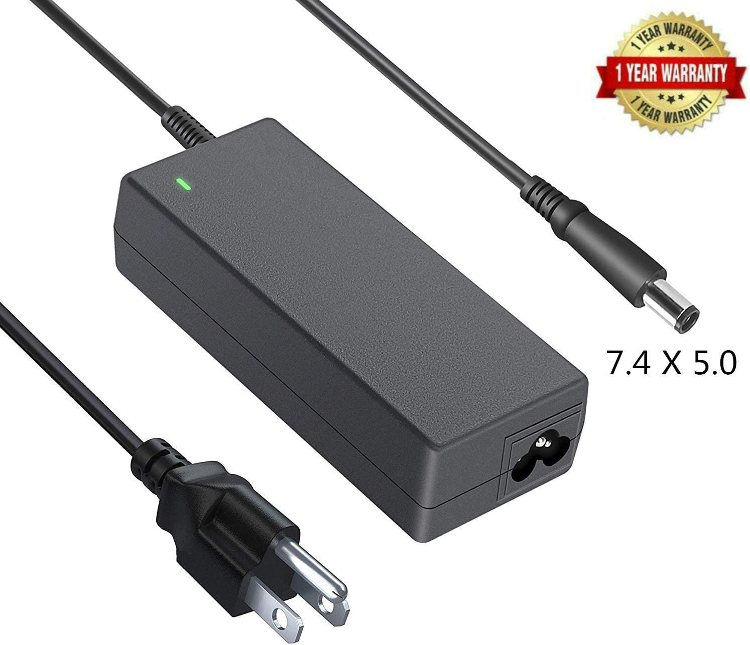 65W 19.5V 3.34A AC Adapter Laptop Charger for Dell Latitude E6420 E6430 E6430s E6430U E6440 E6500 E6510 E6520 E6530 E6540 E7240 E7250 E7440 E7450