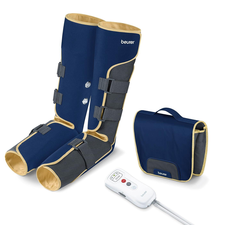 Beurer FM Botas de presoterapia de uso domestico color azul
