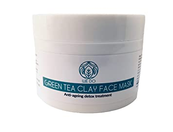maschera facciale te verde