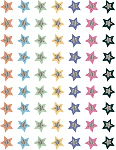Teacher Created Resources Home Sweet Classroom Star Mini Stickers (TCR8836)