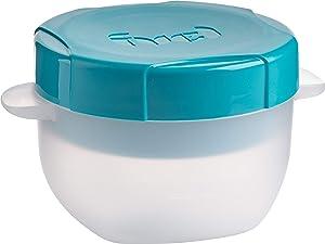 Trudeau Milk Cereal Container, 1 EA, Tropical