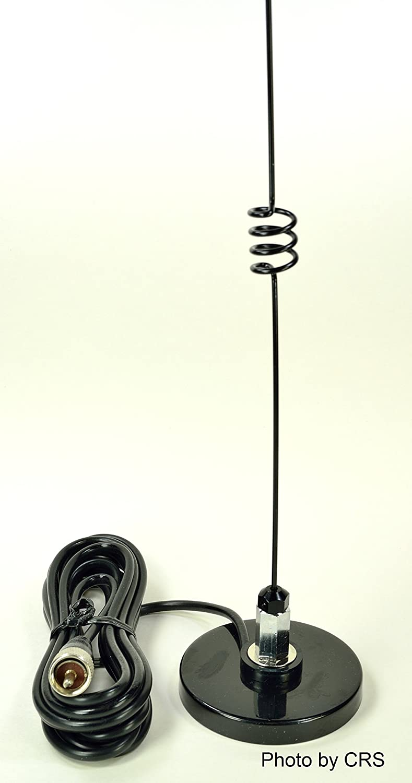 Workman Magnetic Mobile Antenna Ham Radio 2 Meter//70 cm 140 to 150 and 440 to 470 MHz KRDB