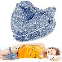 Almohadas posicionadoras de Pierna– Mejor para Pierna, Espalda, y Rodilla Pain- cuña de Espuma…