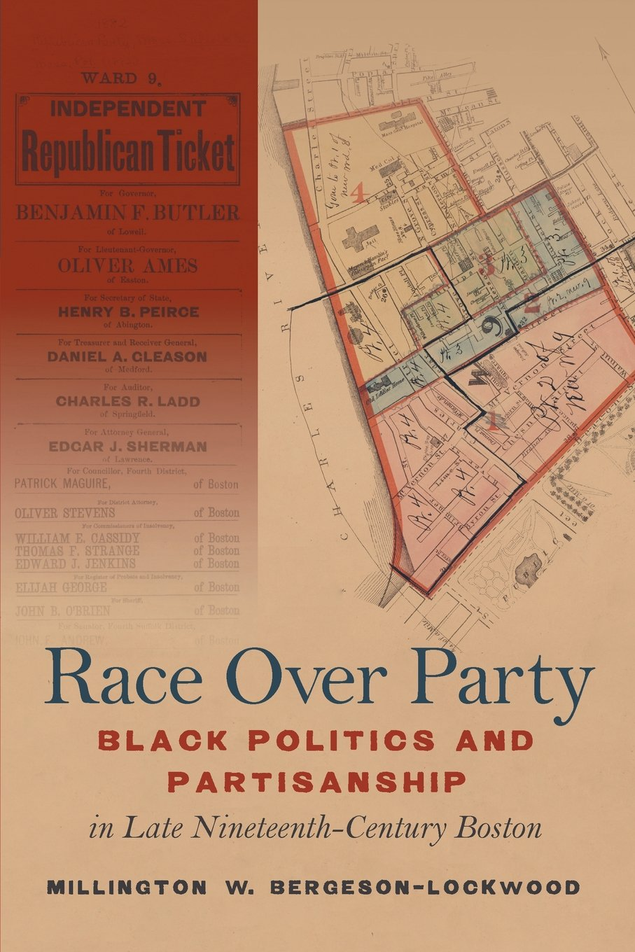 Race Over Party: Black Politics and Partisanship in Late Nineteenth-Century Boston ebook