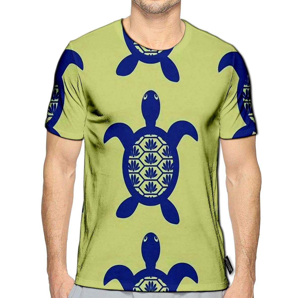 3D Printed T-Shirts Cute Simple Alpaca Pattern Scandinavian Style Short Sleeve Tops Tees