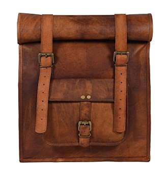 978797698785 Leather Classy Bags  Retro Vintage Dapper Sailor Rucksack Backpack Bag Bags