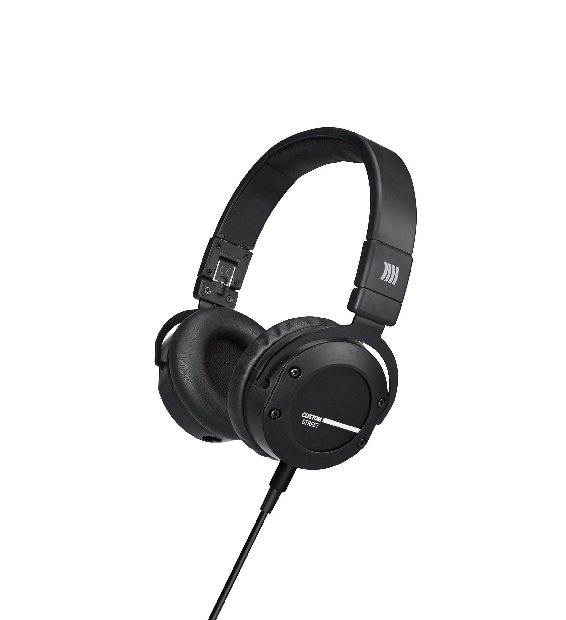 beyerdynamic Custom Street Headphones, Black