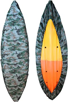 Professionelle Kajak Abdeckung 2.1m-6m Kanu Boot Wasserdicht Uv Staub Lagerung Abdeckung Schild Kajak Boot Kanu Lagerung Abdeckung
