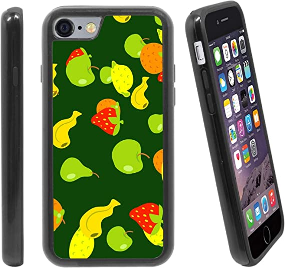 Amazon Com Apple Pear Strawberry Fruit Pattern For Apple Iphone