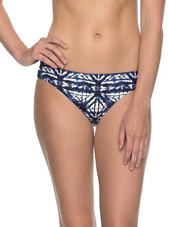 8ae630729f Roxy Fitness - Bas de Bikini 70s pour Femme ERJX403535: Roxy: Amazon.fr:  Vêtements et accessoires