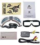 2017 Newest Version! Fat Shark FSV1076 Dominator HD3 HD3s Modular 3D FPV Goggles Headset FAT SHARK