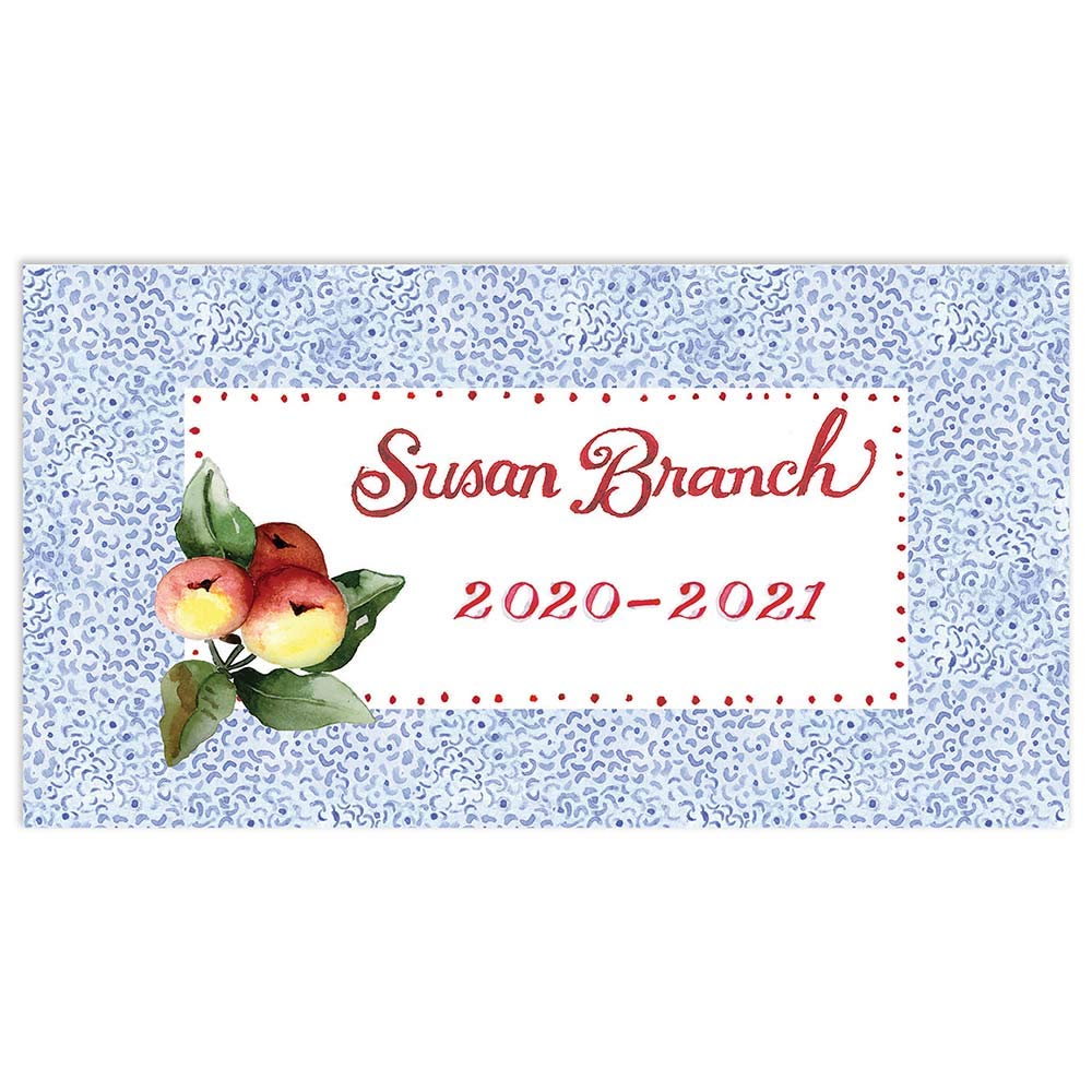 2020 2021 Susan Branch Heart of the Home 2 Year Small Pocket
