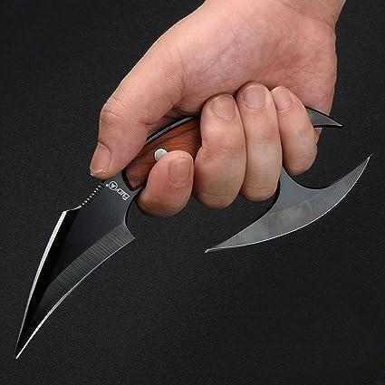 Amazon.com: Cuchillo de Karambit CS-GO de acero inoxidable ...