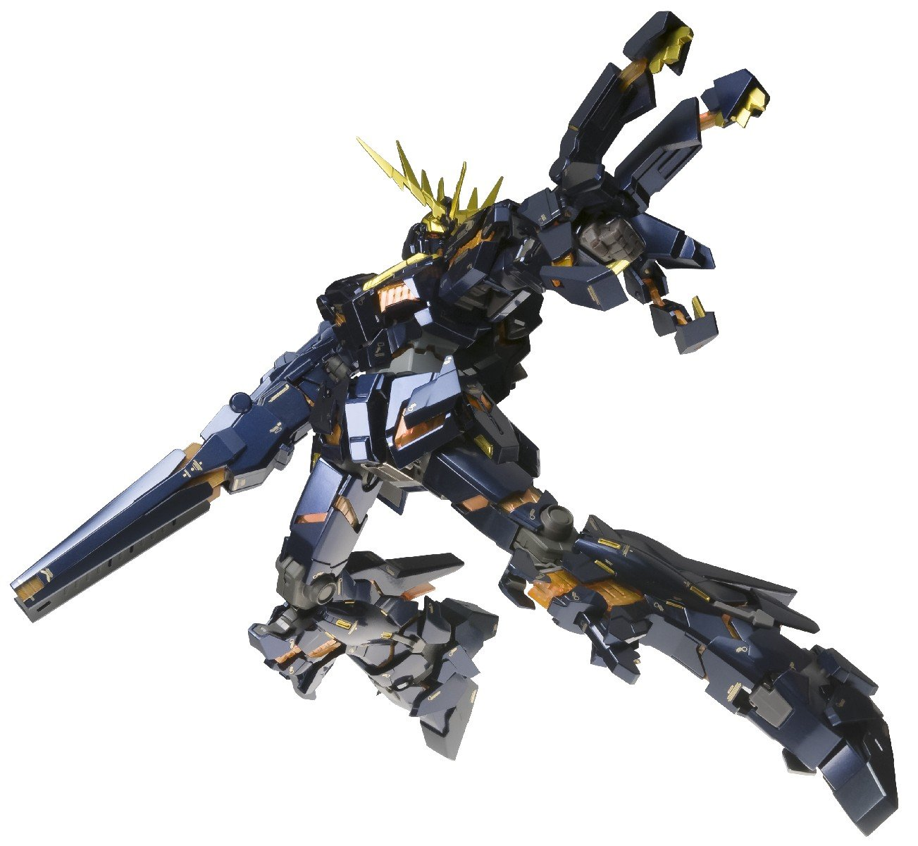 Bandai Tamashii Nations Gundam Fix Figuration Metal Composite Rx-0 Banshee Action Figure