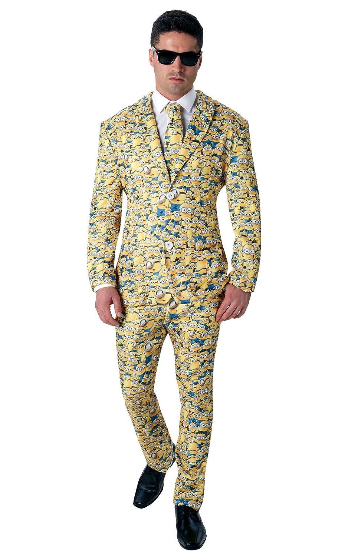 Rubies s – Disfraz de oficial MINION traje de icono Crazy – Hombres De tamaño estándar