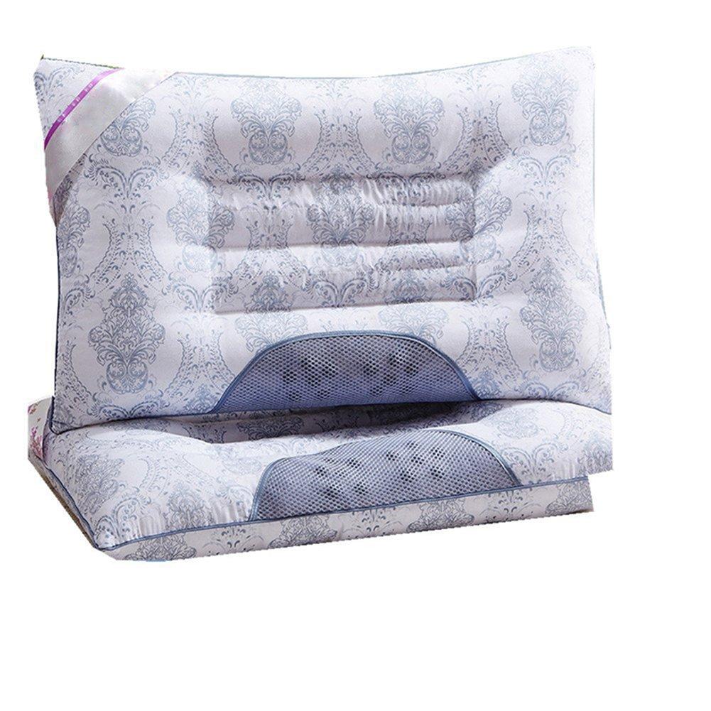Qingsun Oreiller de Santer en Cassia--Oreiller Mémoire Forme Ergonomique Coussin Total Confort Cervicale Jewel Bedding