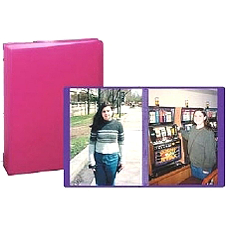 Pioneer 4x6 Mini Poly Photo Album (Assorted Colors)